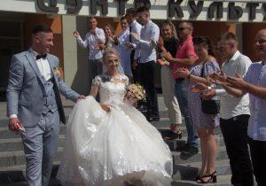 Поздравляем Владислава и Юлию!