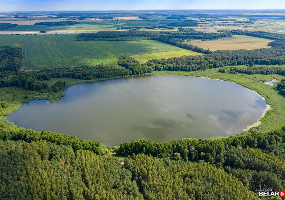 Бездонное озеро слоним