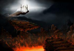 Потеряв сознание мужчина оказался в аду, а придя в себя рассказал о пережитом в преисподней