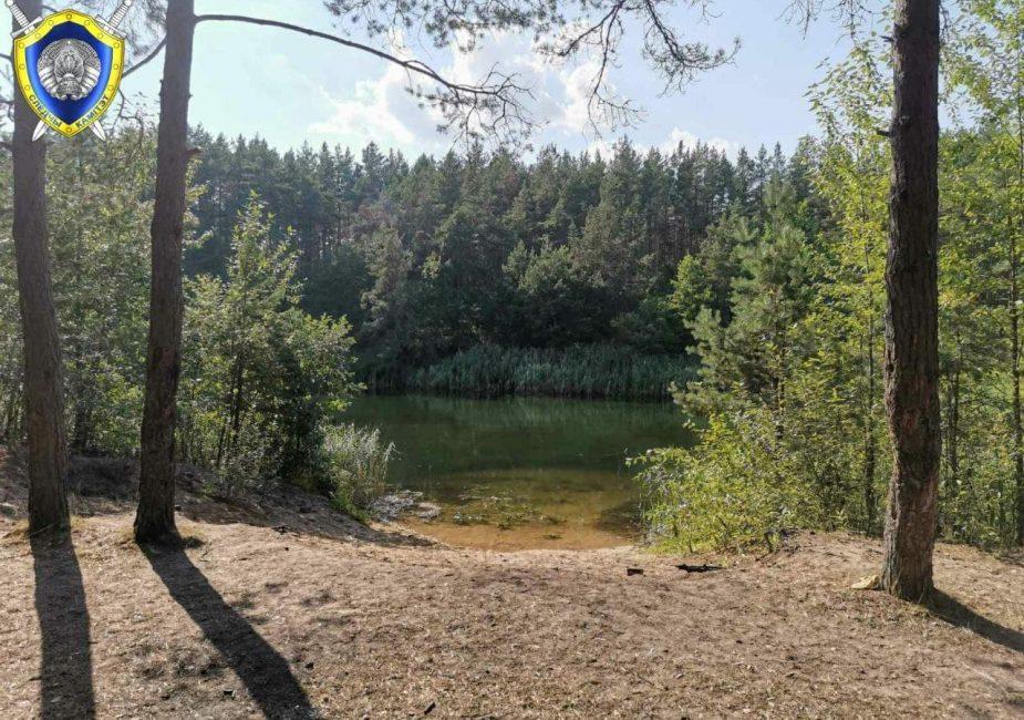 озеро лиозно