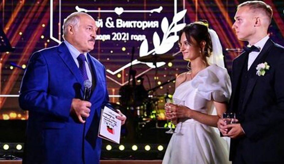 Стала известна личность мужа внучки Александра Лукашенко