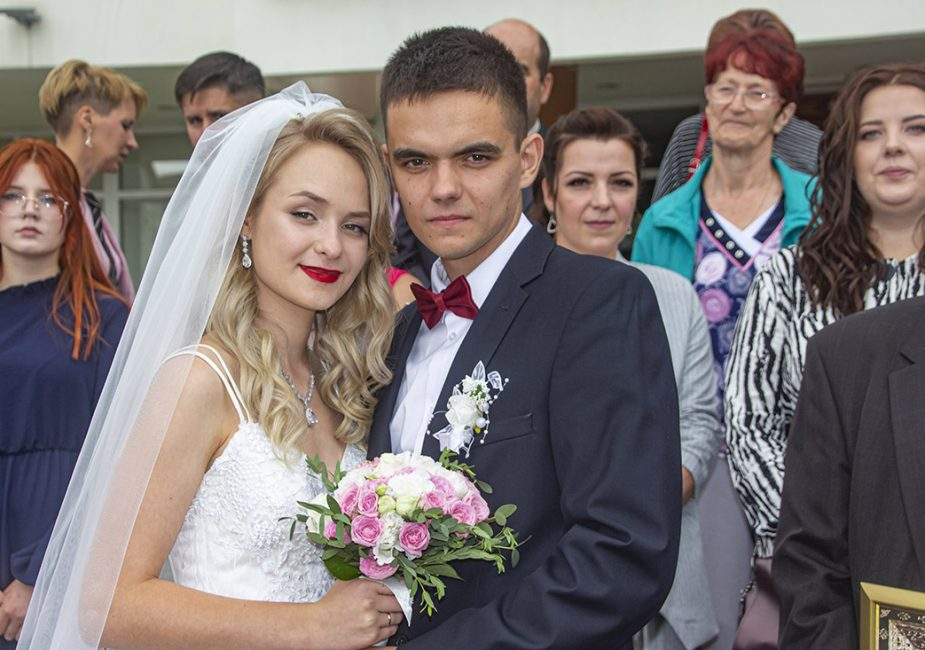 Поздравляем Романа и Юлию!