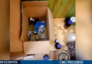 17-летний житель Гродно организовал в квартире нарколабораторию