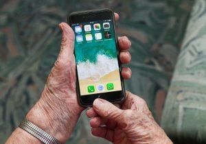 телефон пенсионер
